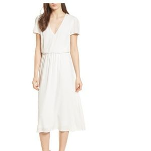 Wayf midi dress from Nordstrom